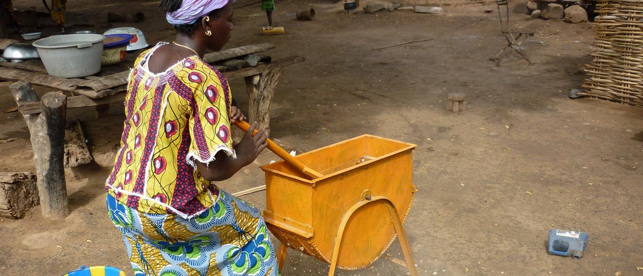 Arroz a la Africana - Defiende el derecho a alimentarse en Malí y Níger