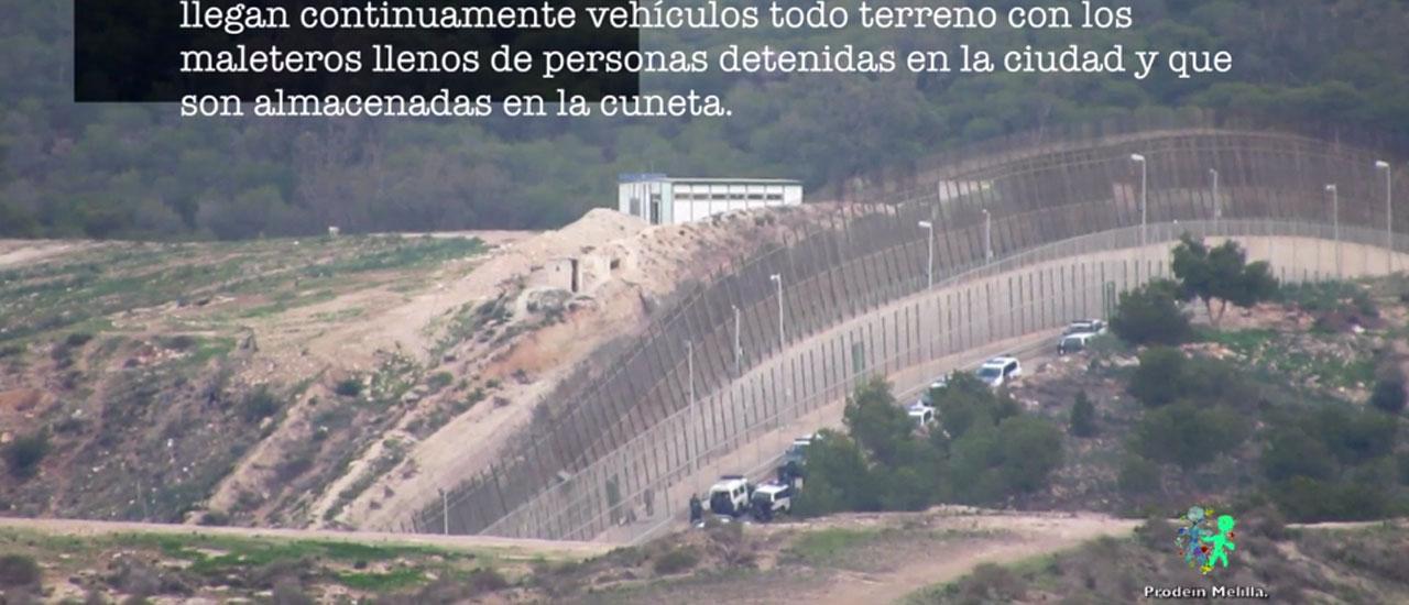 Las personas, por encima de las fronteras