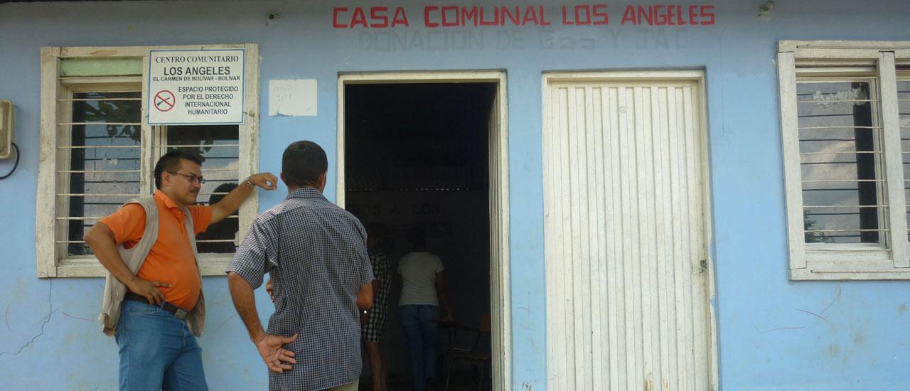 """Seminario """"La Reparación integral a las víctimas del conflicto armado en Colombia"""""""