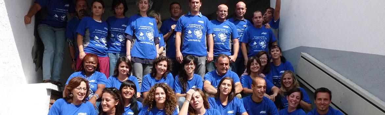 Organigrama Movimiento por la Paz