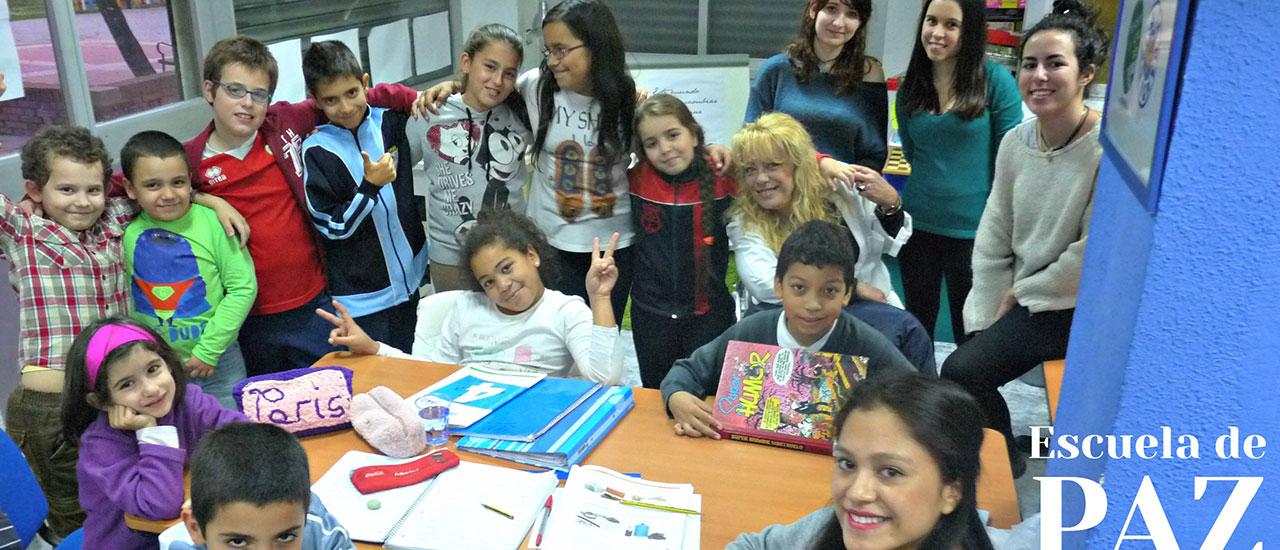 Una Escuela de Paz para educar en convivencia