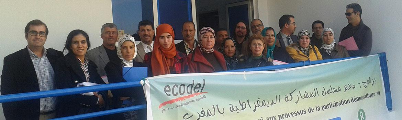 Marruecos - Líneas de trabajo