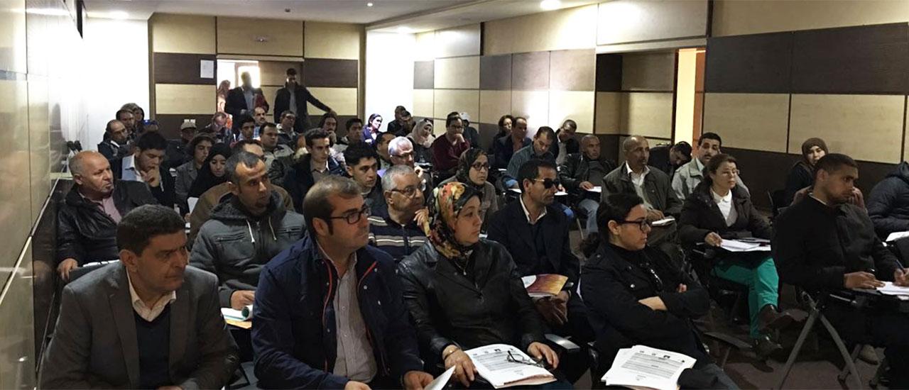 Encuentro nacional sobre la participación de la sociedad civil marroquí