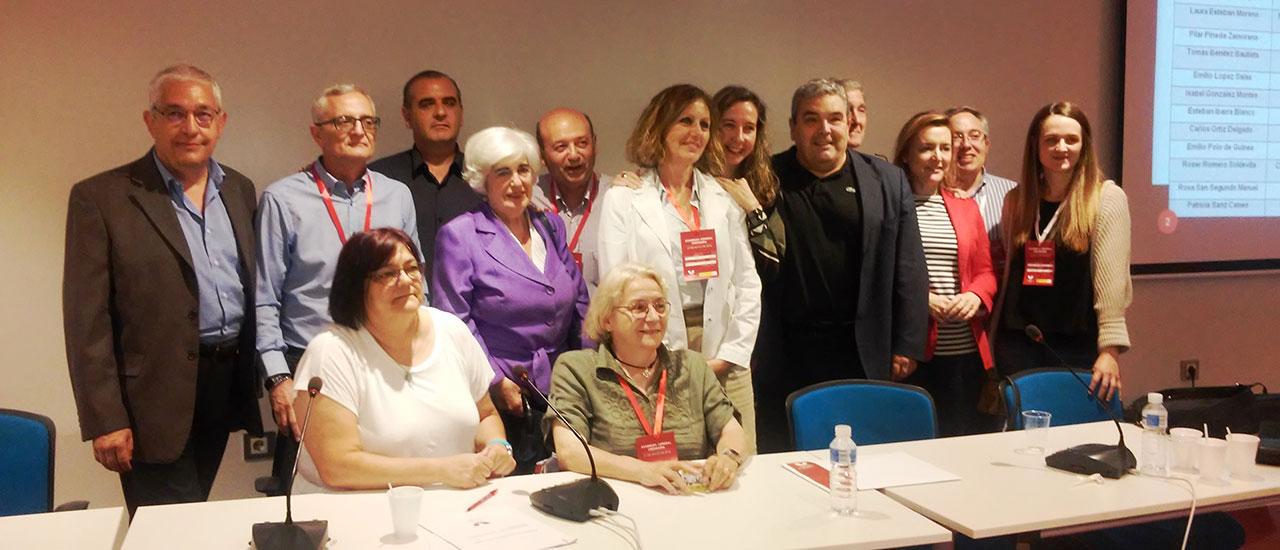 El pasado 27 de mayo, la Plataforma de Voluntariado de España celebró su Asamblea General Ordinaria en la que tuvieron lugar las elecciones de su Junta Directiva.Francisca Sauquillo, nueva vicepresidenta de la Plataforma de Voluntariado de España