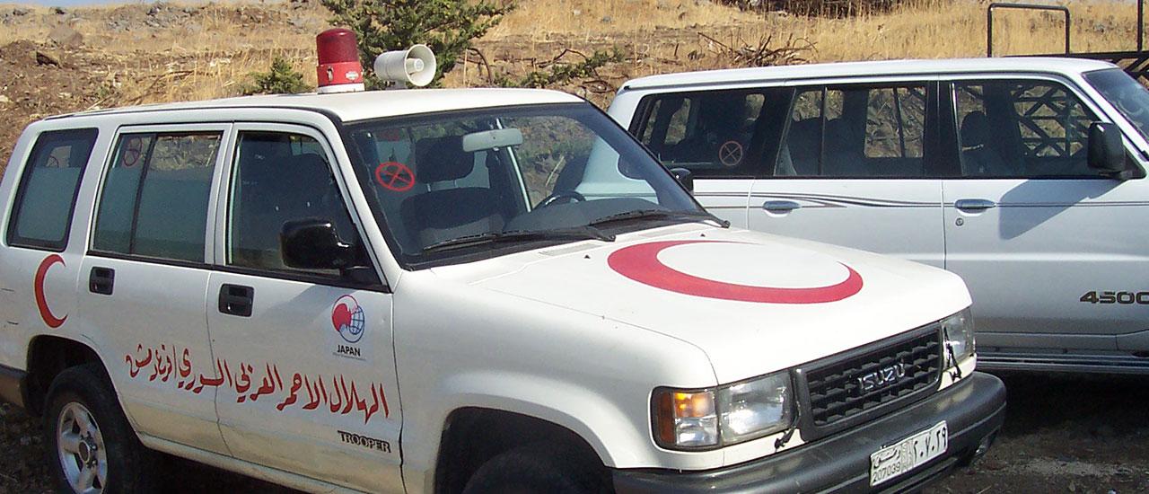 Condenamos el ataque a convoy humanitario en Siria