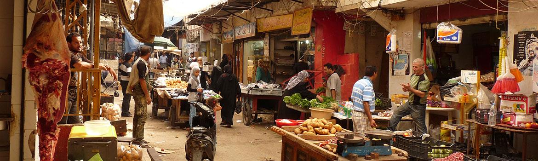 Situación del país - Líbano