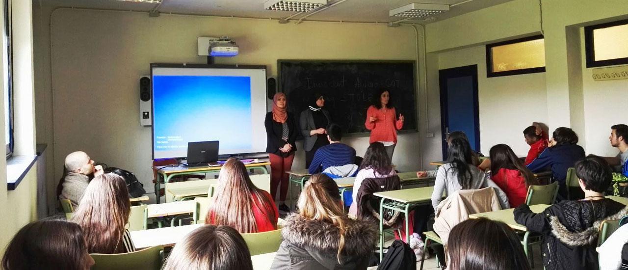 Finalizamos con xito las actividades 2016 de educaci n for Educacion exterior marruecos