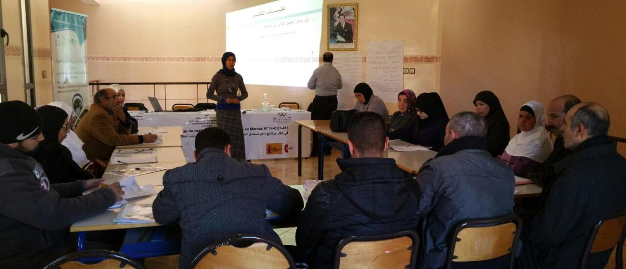 MPDL fomenta la igualdad entre hombres y mujeres en el ámbito rural de Marruecos