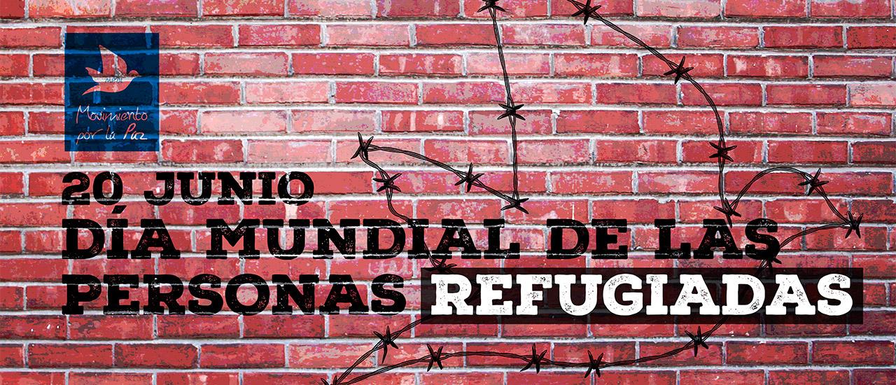 MANIFIESTO - Día Mundial de las Personas Refugiadas