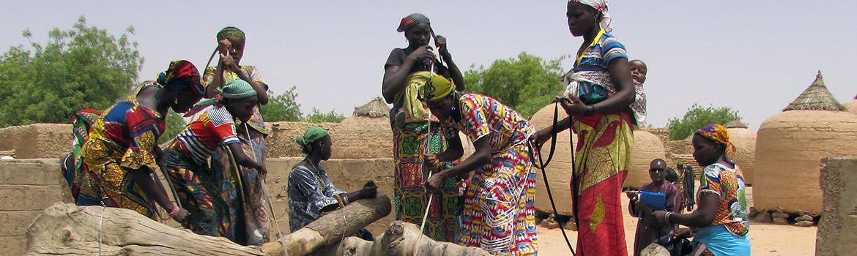 Nuestros logros - Níger
