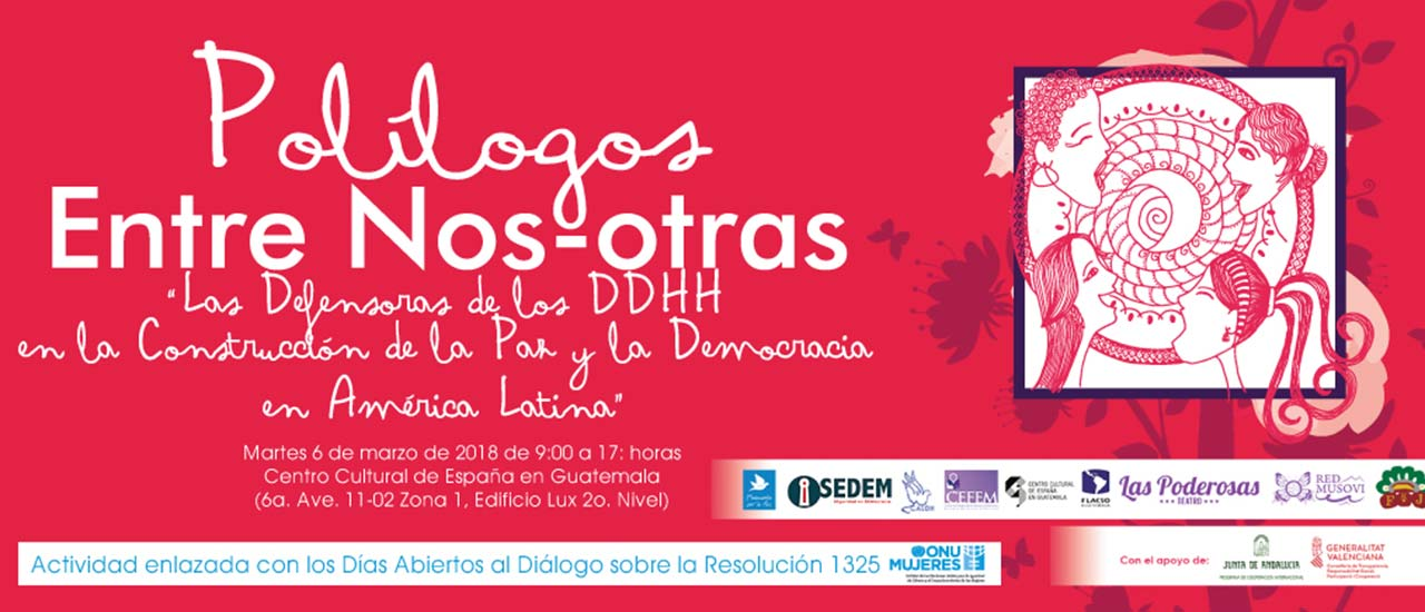 defensoras de Derechos Humanos en América Latina
