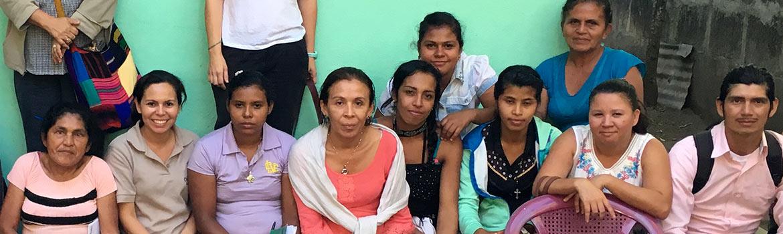 Líneas de trabajo | Nicaragua