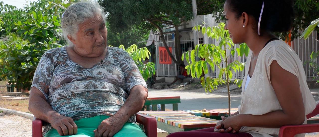 El corto ¨Historia del Barrio El Pozón¨ visibiliza las voces y la resistencia de los habitantes de la periferia de Cartagena de Indias