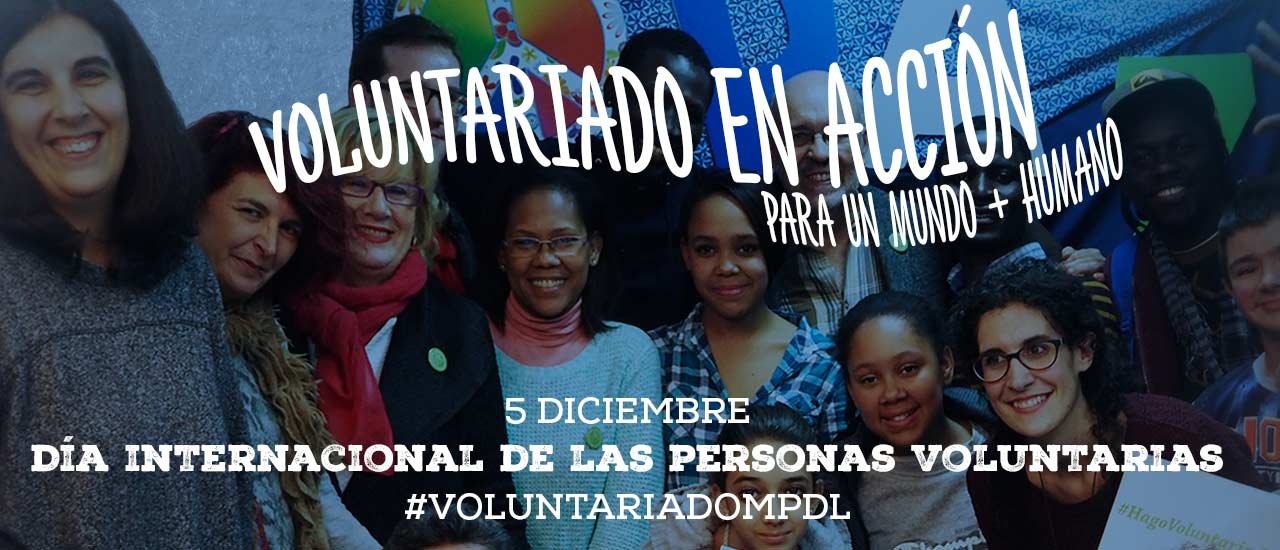 voluntariado y ods