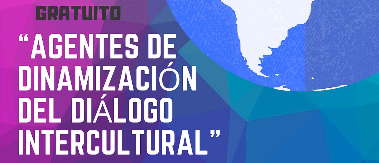 "Curso ""Agentes de dinamización del diálogo intercultural"""