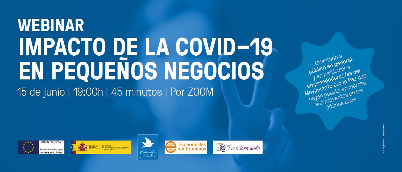 Webinar: Impacto de la COVID-19 en pequeños negocios
