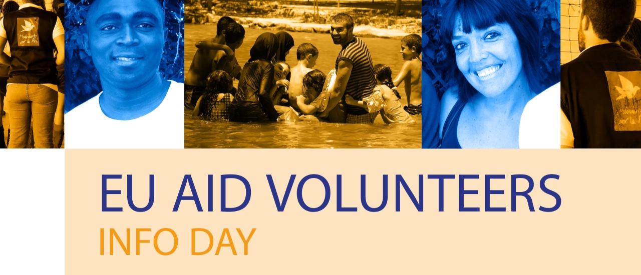 EU Aid Volunteers España
