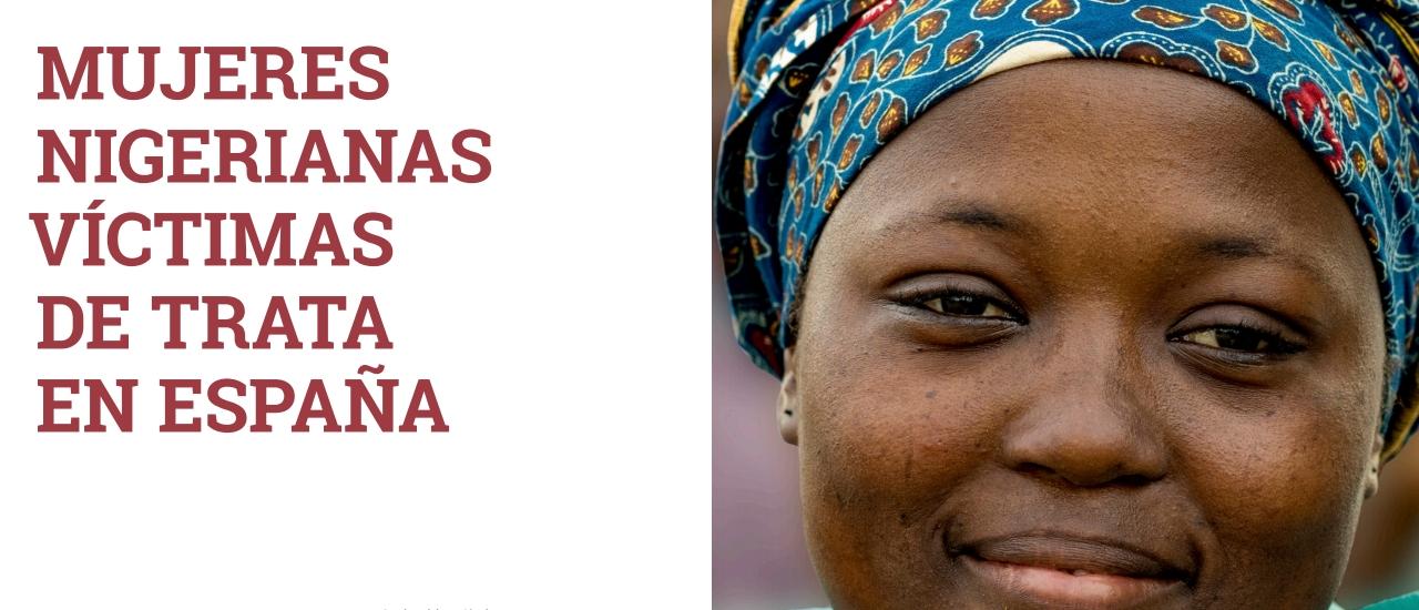 mujeres nigerianas víctimas de trata en Españ
