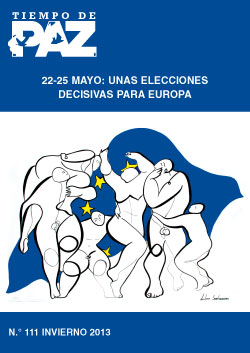 Tiempo de Paz | Nº 111: 22-25 mayo: unas elecciones decisivas para Europa