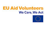 Logo EU Aid Volunteers