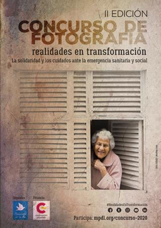 Concurso de fotografía Realidades en Transformación: la solidaridad y los cuidados frente a la emergencia sanitaria y social