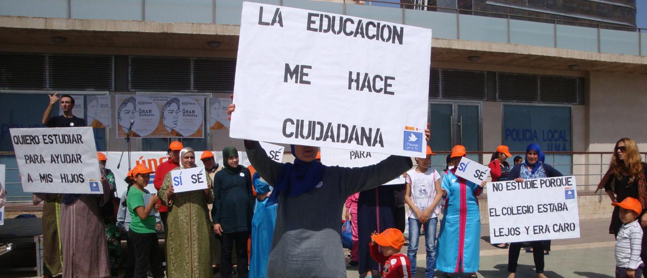 Visita del Relator Especial de Naciones Unidas sobre Racismo a MPDL Melilla