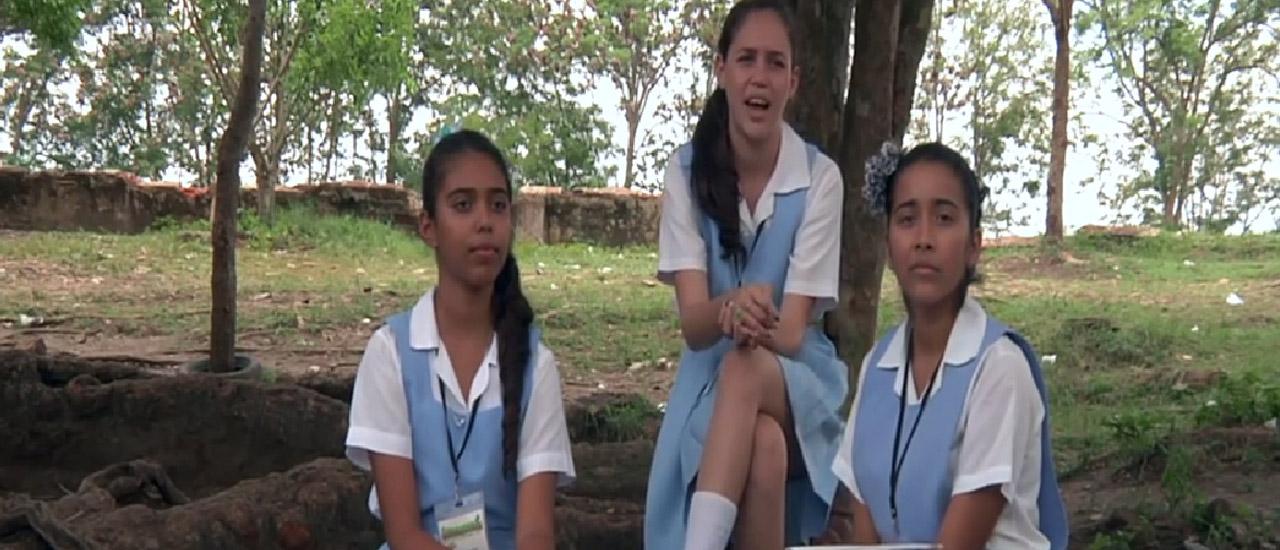 Maestros de Paz en la región colombiana de Montes de María