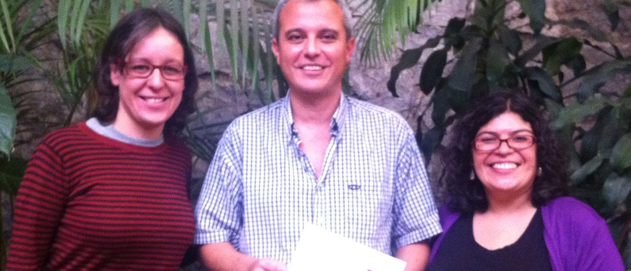 """Comunidades Ixiles de Guatemala y la organización CALDH reciben reconocimiento """"Premios Silver Rose"""""""