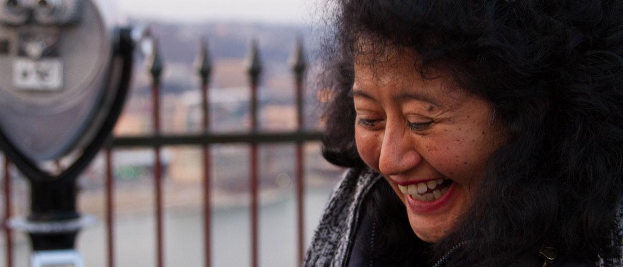Premiada Yassmin Barrios por su lucha por la justicia en Guatemala