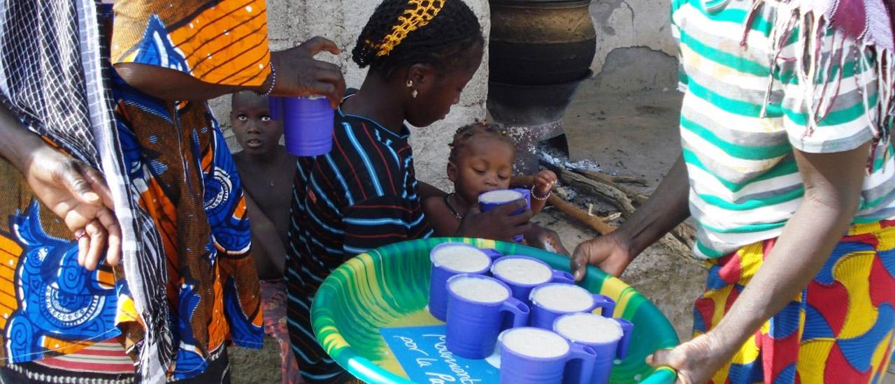 Campaña Arroz a la Africana - Derecho a la Alimentación