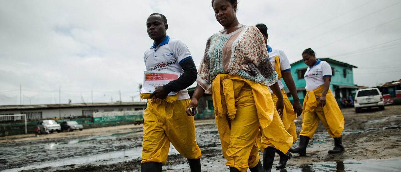 La CONGDE pide al gobierno una respuesta urgente y efectiva contra el ébola en África