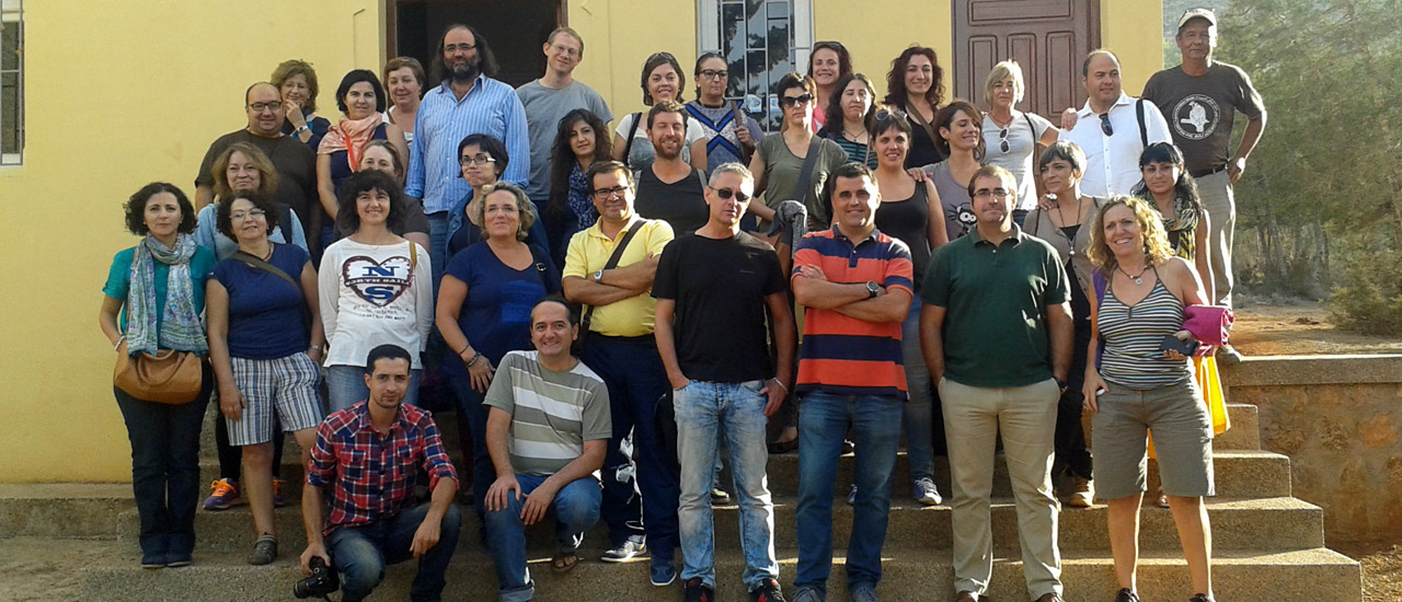 Los ganadores del Premio Vicente Ferrer visitan Alhucemas (Marruecos)