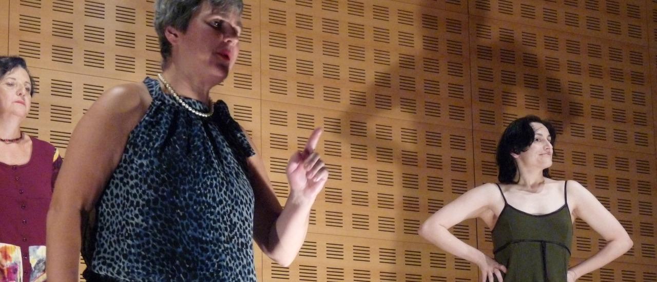 Combatiendo las microviolencias a golpe de teatro
