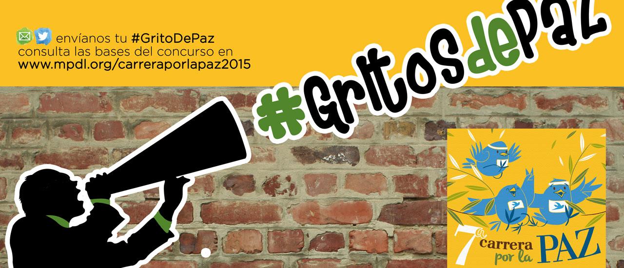 Concurso #GritosDePaz