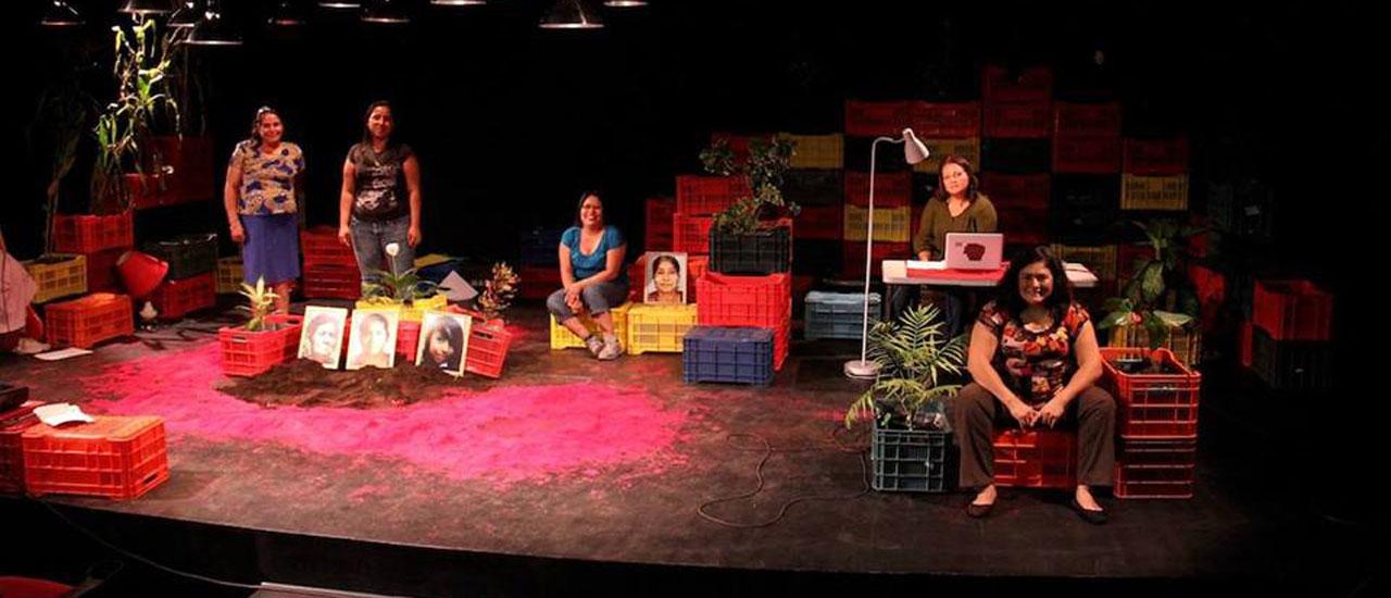"""Mesa redonda """"Teatro de Acción"""" por el Día Internacional de la Mujer"""