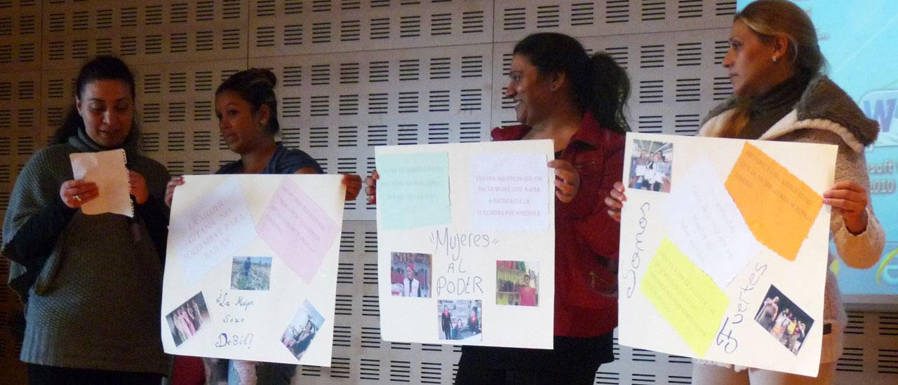 La lucha por la igualdad continúa - 8 de Marzo: Día Internacional de la Mujer