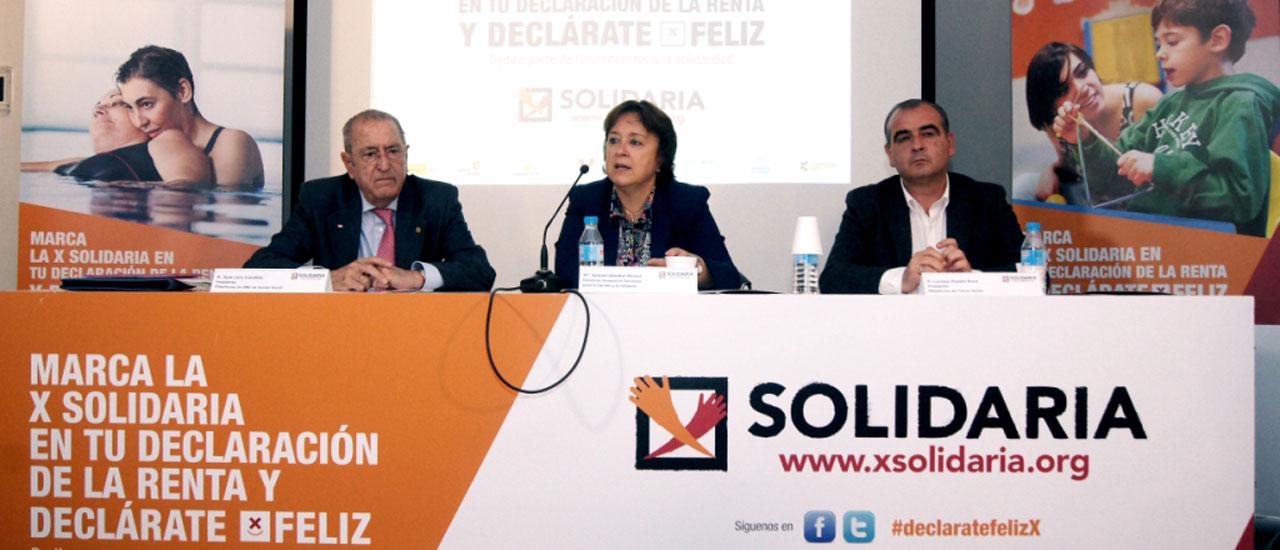 """Un 47% de contribuyentes aún no marca la casilla """"X Solidaria"""""""