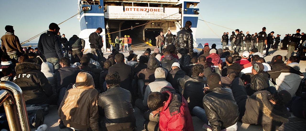Europa debe garantizar la vida y los derechos de las personas migrantes