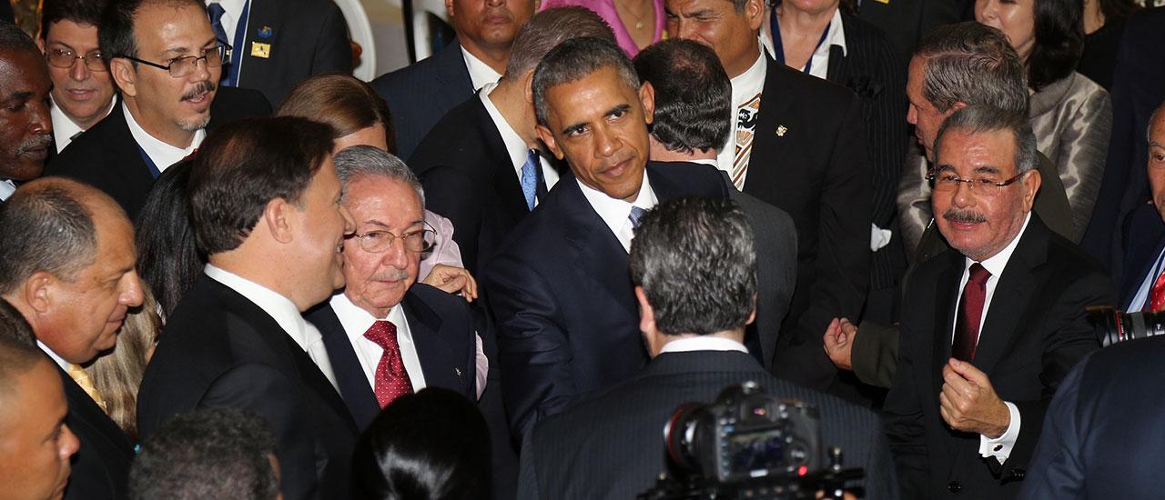"""Te invitamos a la conferencia """"EE.UU. - Cuba: una historia de amor - odio"""""""
