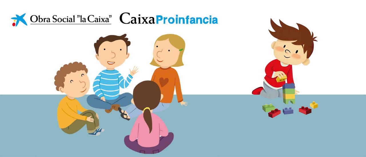 Participamos en el Programa CaixaProinfancia