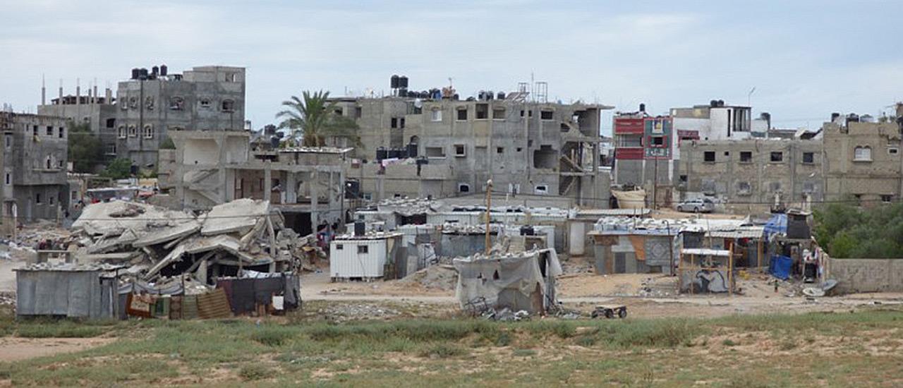 Franja de Gaza: un año después
