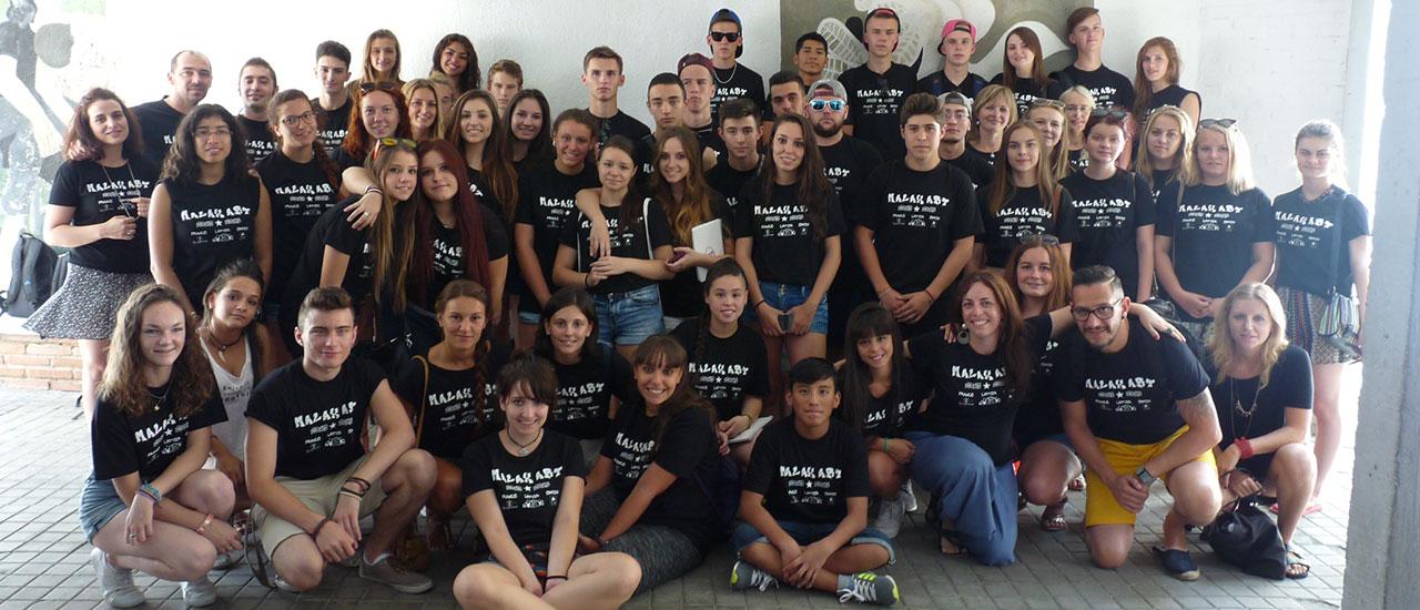 Comienza MALAX ART 3, intercambio europeo de jóvenes