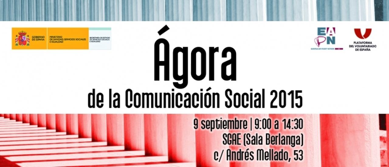 III Edición del Ágora de la Comunicación Social