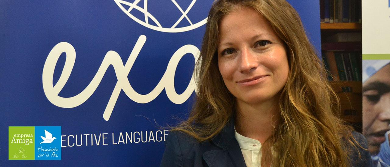 Exap: Primera empresa amiga de Movimiento por la Paz