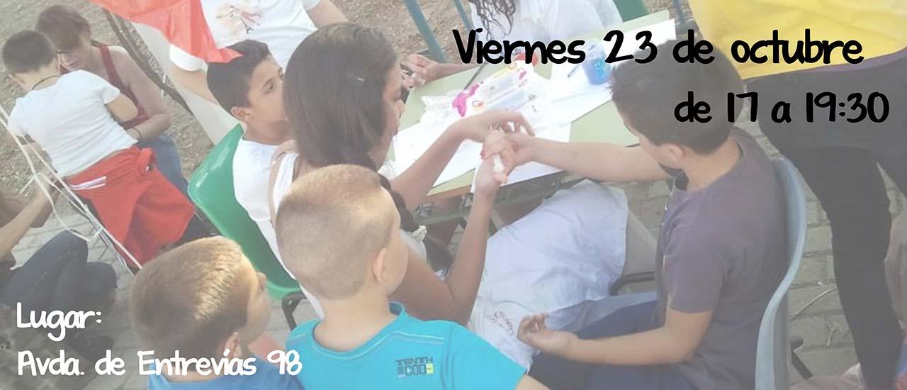 Ven al VI Entreencuentro de Puente de Vallecas