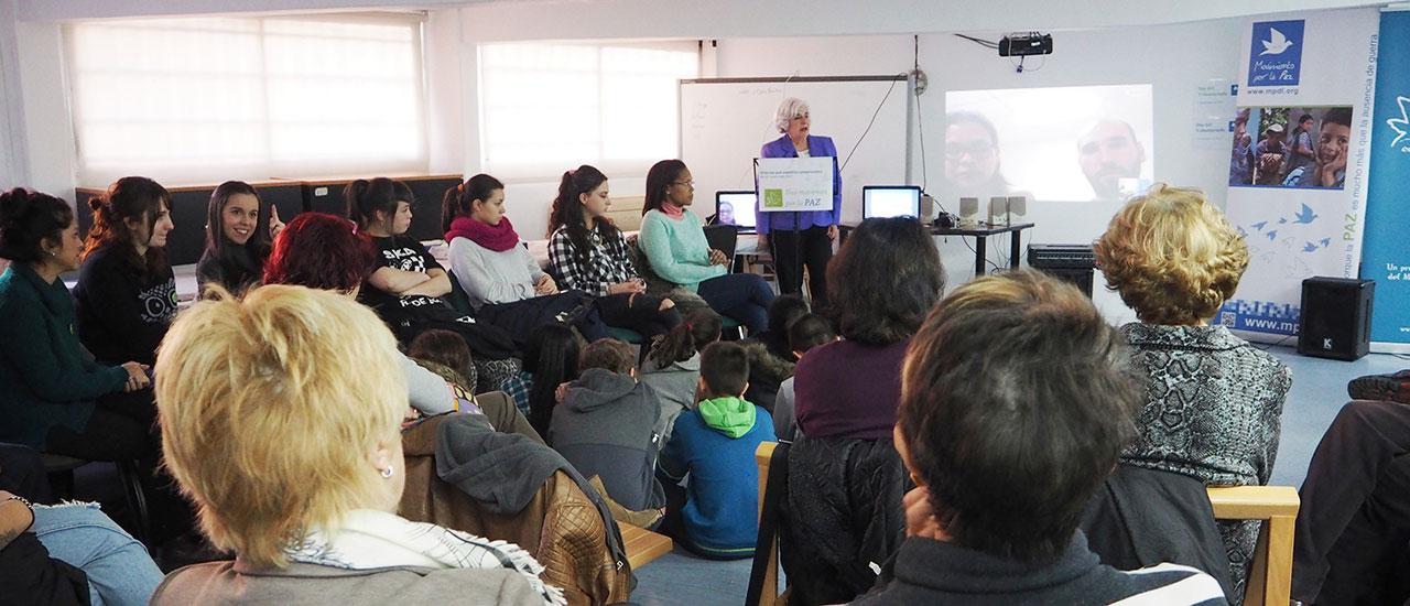 Celebración en Madrid del Día del Voluntariado