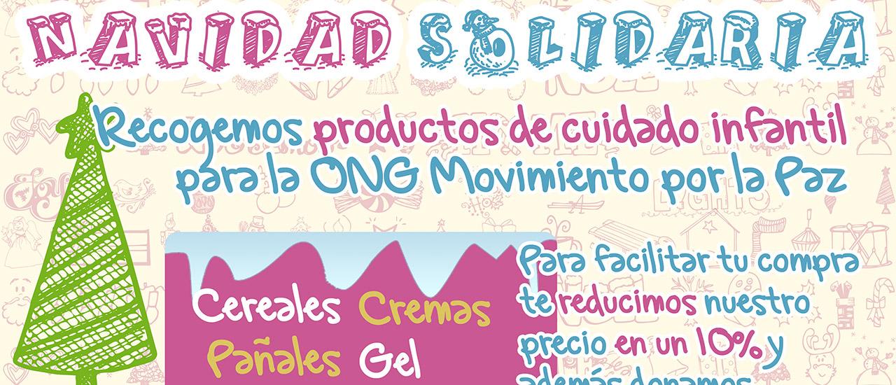 Navidades solidarias gracias a la Farmacia Méndez Álvaro 64