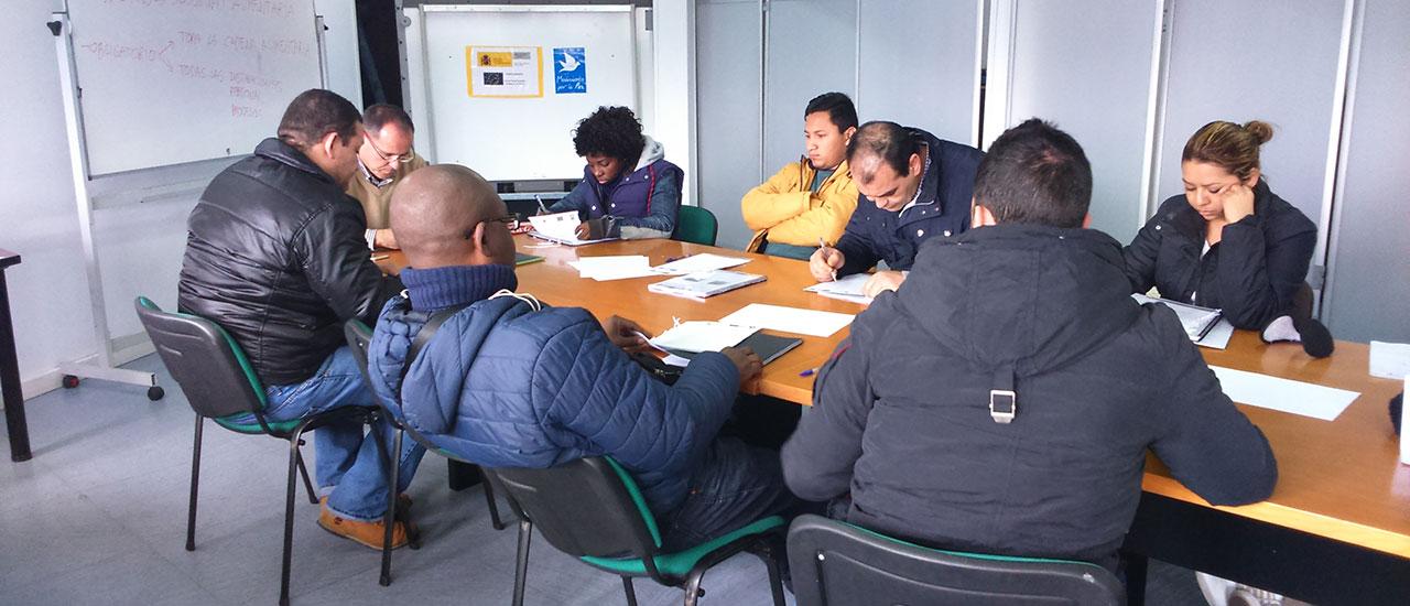 18 personas participan en un nuevo curso de Manipulación de Alimentos - Higiene Alimentaria