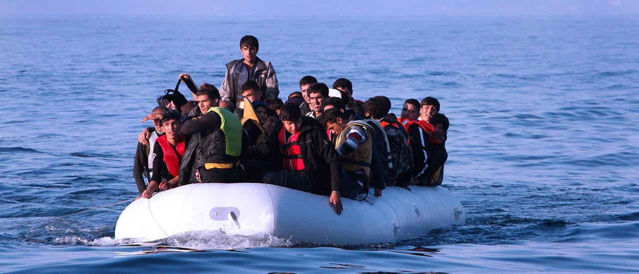 El Movimiento por la Paz se una a la denuncia del Acuerdo UE-Turquía