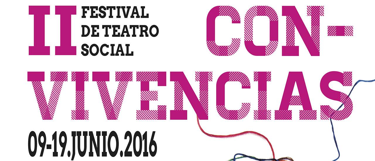 Participamos en el II Festival de Teatro Social con El Descuadre